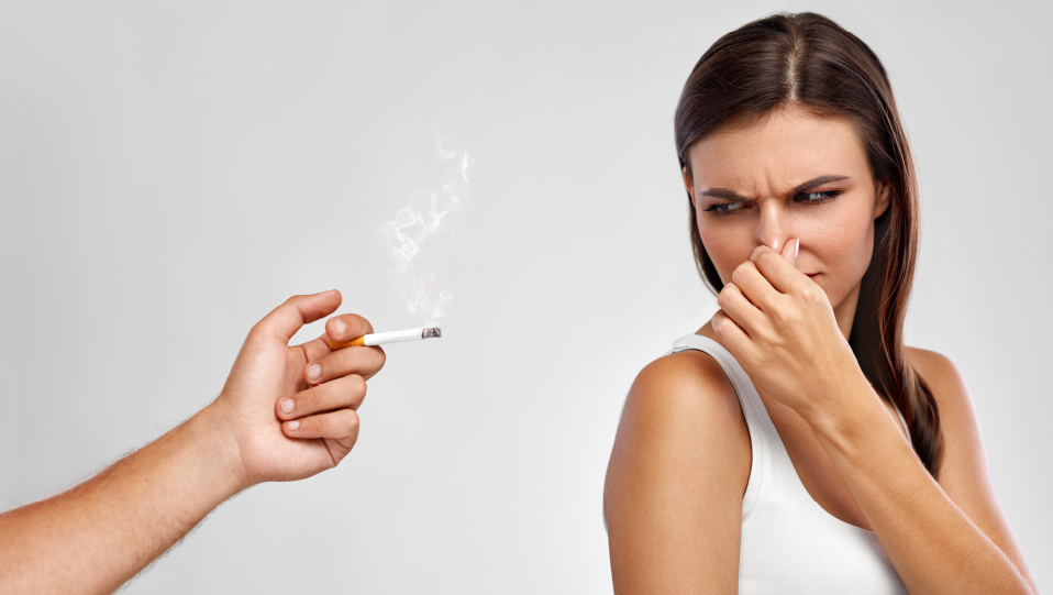 Bye bye olor a tabaco ¡FRESHWAVE es tu solución!